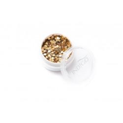 Dots 2mm Gold Wedding