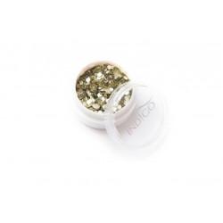 Dots 2mm Silver Wedding