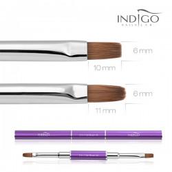 Indigo 2 w 1 Gel Brush no....