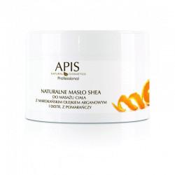 APIS Naturalne masło shea z...