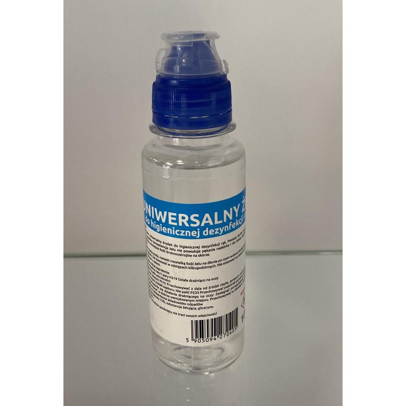 Żel do higienicznej dezynfekcji rąk 100 ml