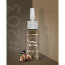 BrowXenna 203 Light Chestnut