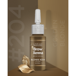 BrowXenna 204 Golden Blond