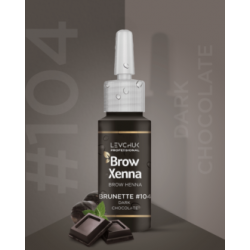 BrowXenna 104 Bitter Chocolate