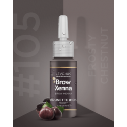 BrowXenna 105 Frosty Chestnut